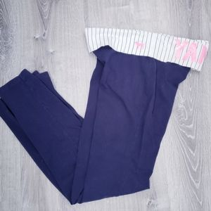 PINK Victoria's Secret Pants - PINK by VS New York Yankees Yogas